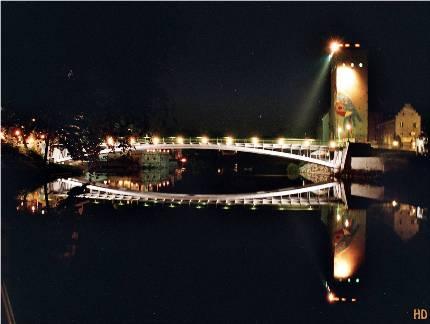 Brücke Görlitz / Zgorcelez